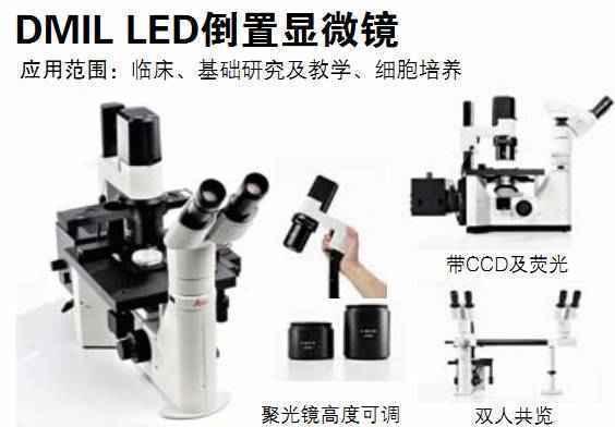 DMIL徕卡倒置显微镜