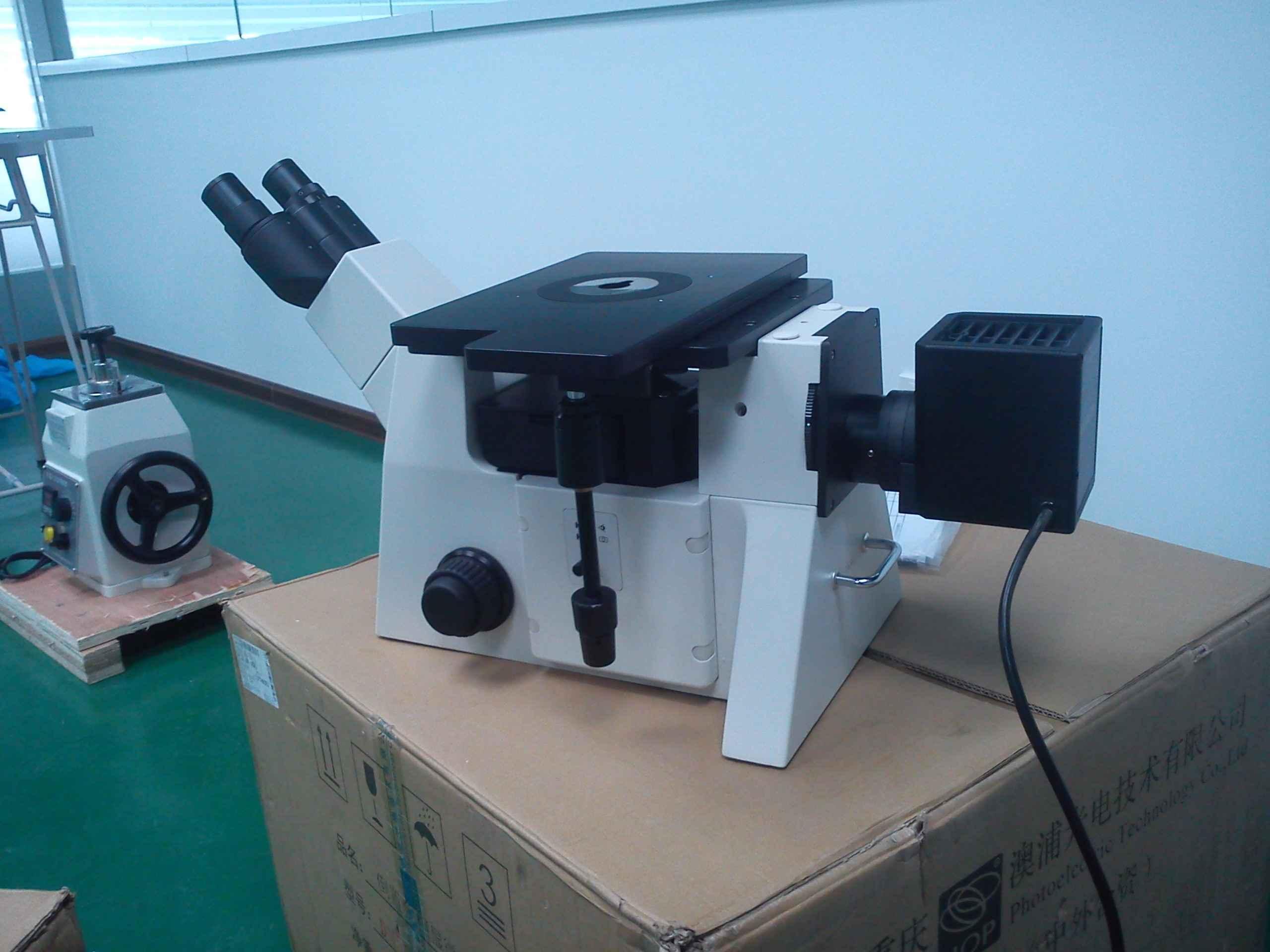 金属评级金相显微镜系统2