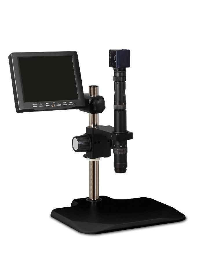 V-T单筒显微镜