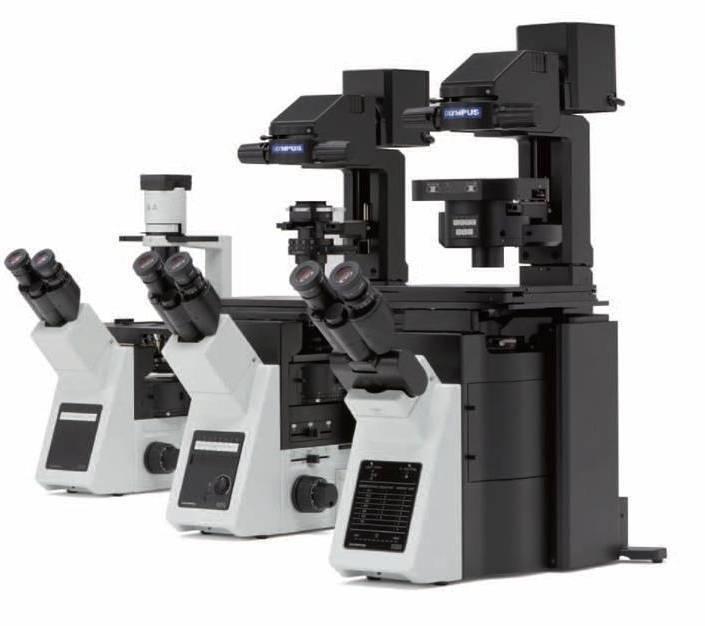 奥林巴斯显微镜IX53