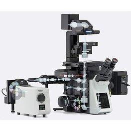 奥林巴斯显微镜IX83